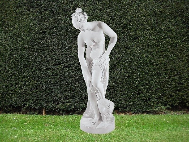 Садовые небольшие скульптуры в картинках